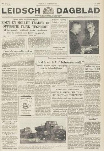 Leidsch Dagblad 1956-12-21