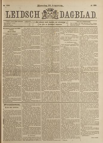 Leidsch Dagblad 1899-08-28
