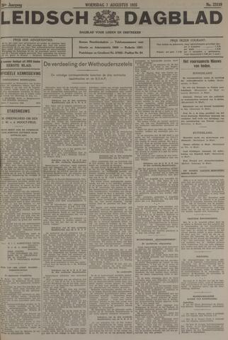 Leidsch Dagblad 1935-08-07