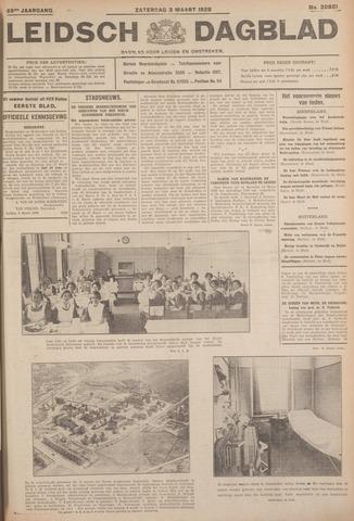 Leidsch Dagblad 1928-03-03