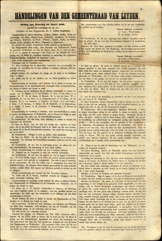 Handelingen van de Raad 1862-03-29