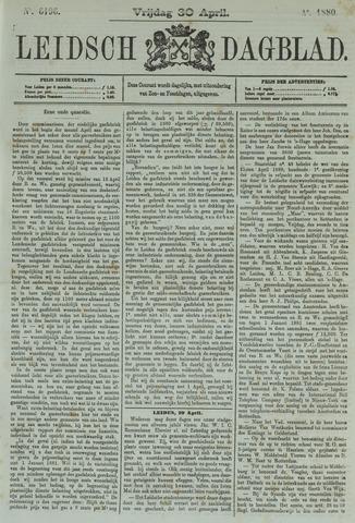 Leidsch Dagblad 1880-04-30