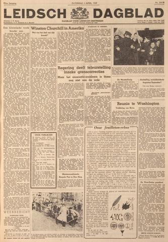Leidsch Dagblad 1949-04-02