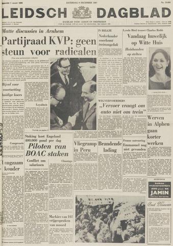 Leidsch Dagblad 1967-12-09