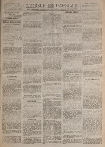 Leidsch Dagblad 1920-01-10