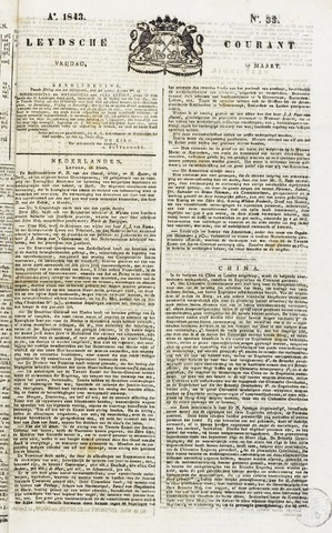 Leydse Courant 1843-03-17