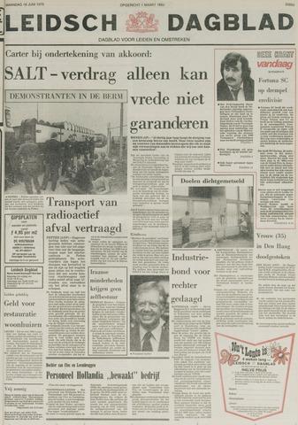 Leidsch Dagblad 1979-06-18