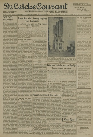 Leidse Courant 1948-08-21