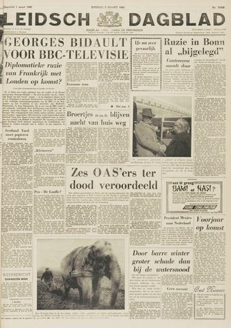 Leidsch Dagblad 1963-03-05