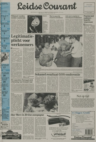Leidse Courant 1992-03-21