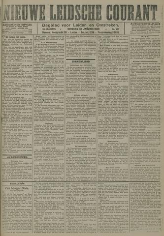 Nieuwe Leidsche Courant 1923-01-30