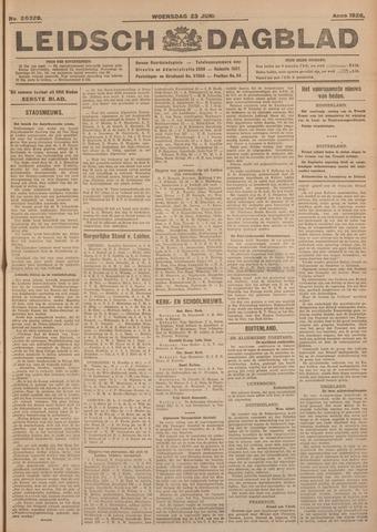 Leidsch Dagblad 1926-06-23