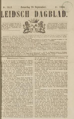 Leidsch Dagblad 1864-09-24