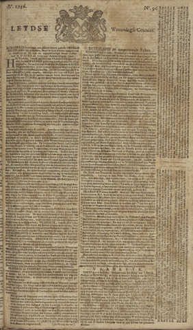 Leydse Courant 1756-08-11