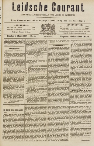Leydse Courant 1887-03-15