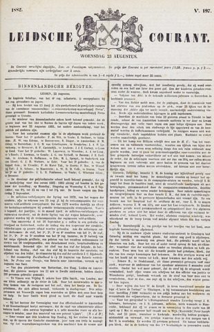 Leydse Courant 1882-08-23
