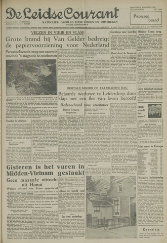 Leidse Courant 1954-08-02