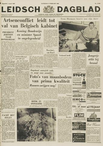 Leidsch Dagblad 1966-02-05