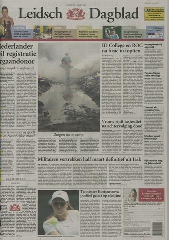 Leidsch Dagblad 2005-01-18