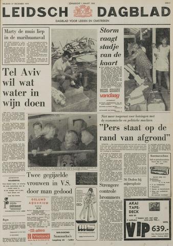 Leidsch Dagblad 1974-12-27