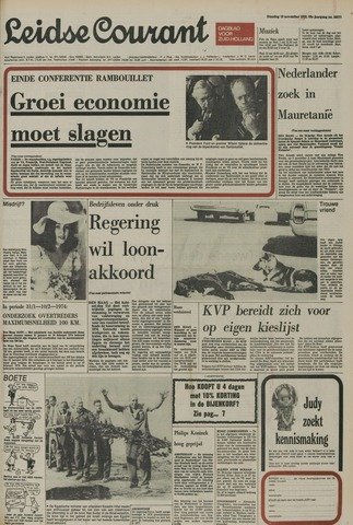 Leidse Courant 1975-11-18