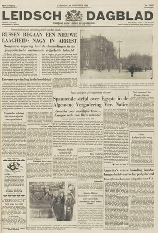Leidsch Dagblad 1956-11-24