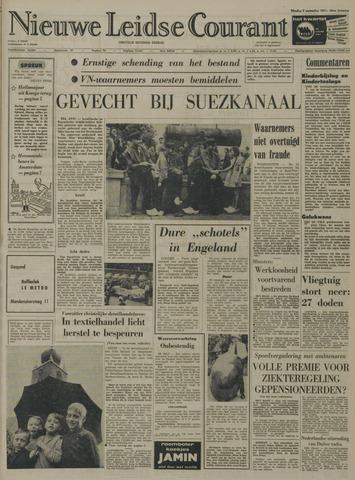 Nieuwe Leidsche Courant 1967-09-05