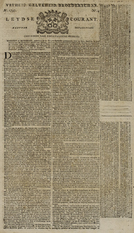 Leydse Courant 1797-01-09