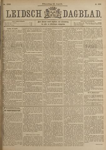 Leidsch Dagblad 1899-04-11