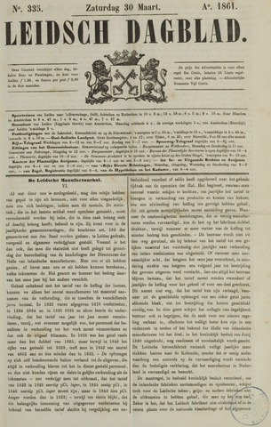 Leidsch Dagblad 1861-03-30