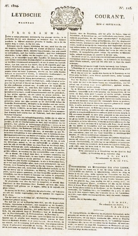 Leydse Courant 1824-09-27