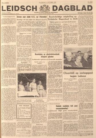 Leidsch Dagblad 1949-10-15