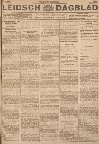 Leidsch Dagblad 1926-11-19