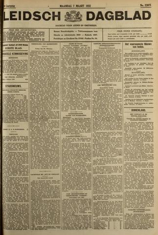 Leidsch Dagblad 1932-03-07