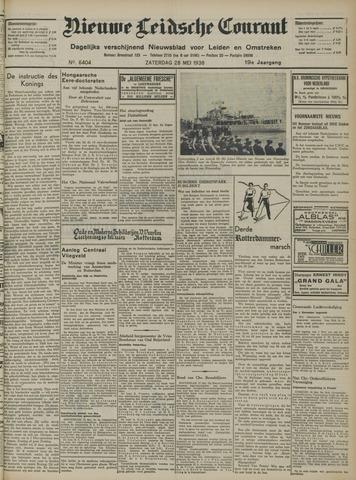 Nieuwe Leidsche Courant 1938-05-28