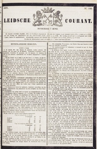 Leydse Courant 1877-06-07