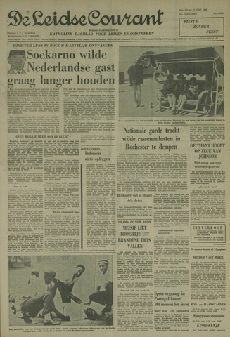 Leidse Courant 1964-07-27