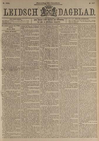 Leidsch Dagblad 1897-10-23