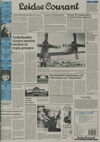 Leidse Courant 1992-06-05