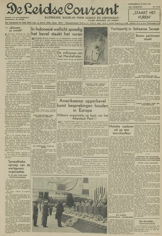 Leidse Courant 1949-07-28