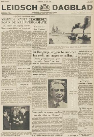 Leidsch Dagblad 1956-07-21