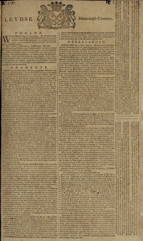 Leydse Courant 1767-01-05