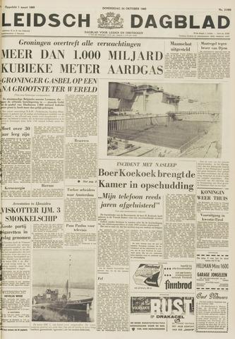 Leidsch Dagblad 1963-10-24