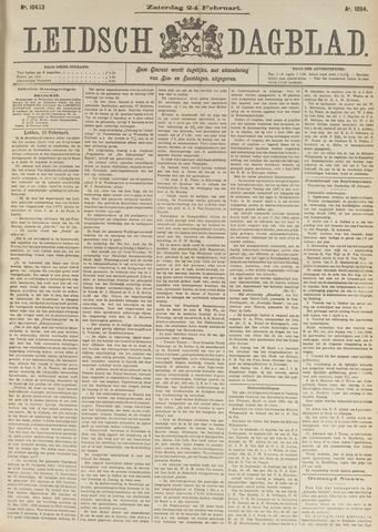 Leidsch Dagblad 1894-02-24
