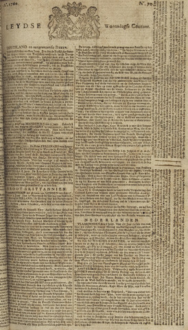 Leydse Courant 1760-06-11