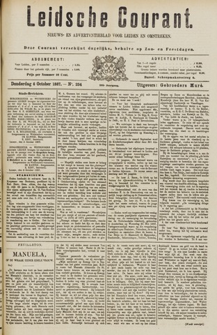 Leydse Courant 1887-10-06