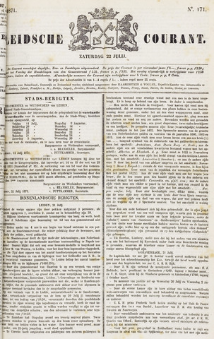 Leydse Courant 1871-07-22