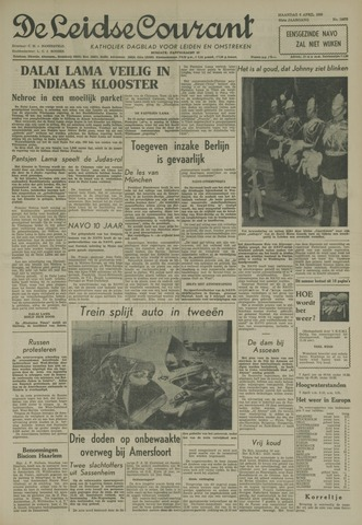Leidse Courant 1959-04-06
