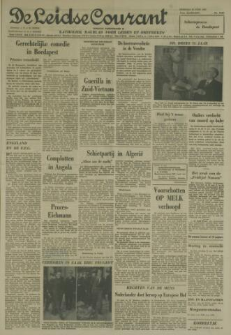 Leidse Courant 1961-06-20