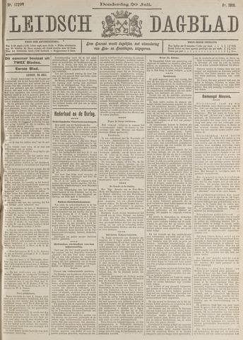 Leidsch Dagblad 1916-07-20